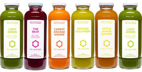Detox Juices Delivery Nj by The Juice Box Organic Cold Pressed Juice Delivery Service