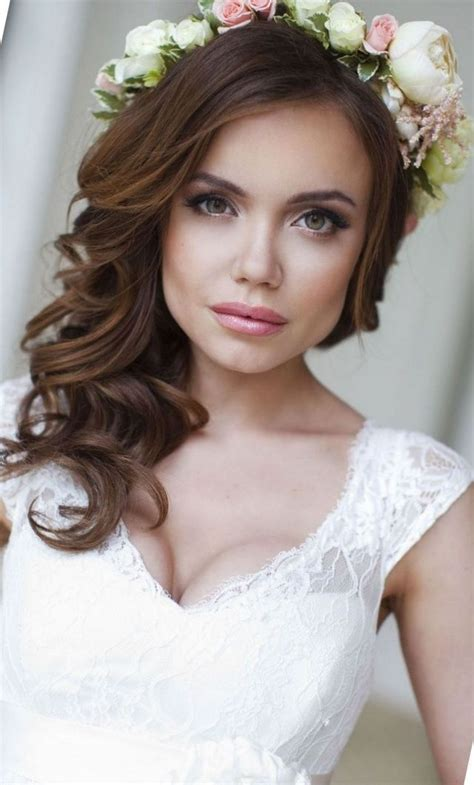 Wedding Hairstyles Goddess wedding hairstyles in the style