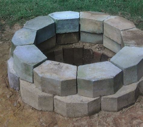 simple backyard fire pit simple backyard fire pit for the home pinterest fire