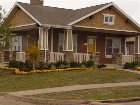craftsman house designs craftsman house design front yard with garden