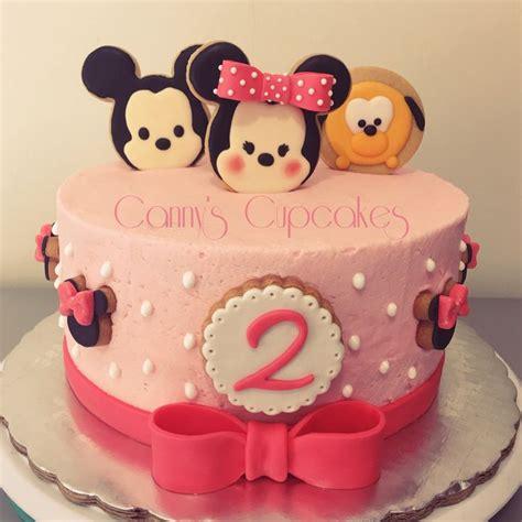 Topper Cake Mickey Mouse Toping Kue Hiasan Kue Cake Topper tsum tsum cake reposteria cake fondant and birthday cakes