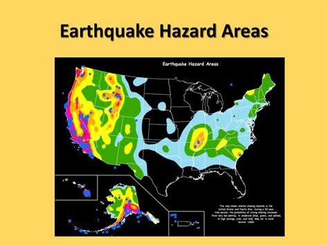 earthquake hazards ppt ppt is there any seismic risk in montana or in the