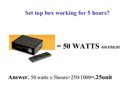 how much electricity does a box fan use power consumption of household equipments in india