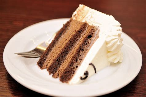 best slice of the best cake i ate or a few tips on mindful