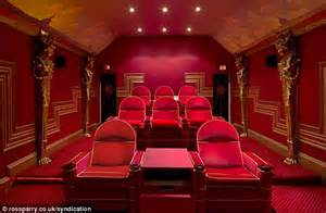 home cinema recliners uk ludhill house in warter famed by david hockney painting