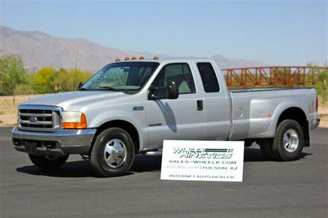 manual cars for sale 2010 ford f350 electronic throttle control buy used 2001 ford f350 diesel manual 6 speed dually drw 7 3l xlt super cab 4 door in tucson