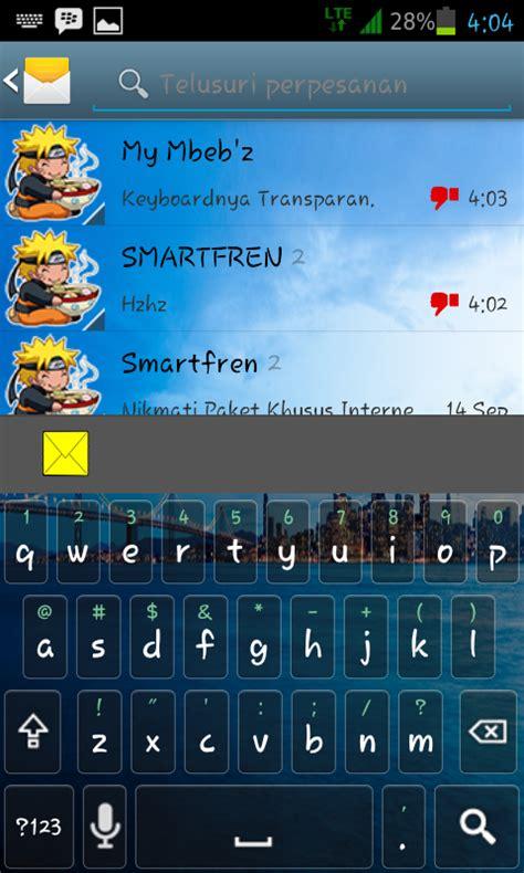 cara membuat twitter for android transparan cara membuat keyboard android menjadi transparan blognya