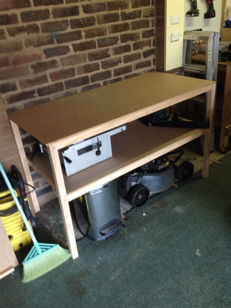 bench assembly workbench assembly table 2