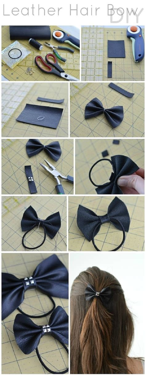Easy Hairstyle Accessories by Top 10 Easy Beautiful Diy Hair Accessories Top Inspired