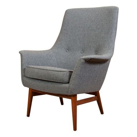 contemporary lounge furniture danish modern lounge chair at 1stdibs