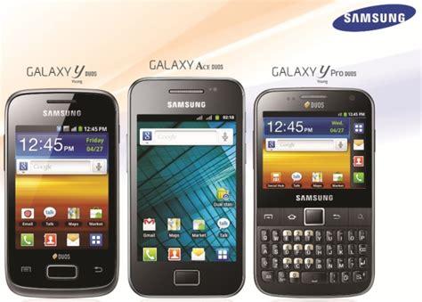 dual sim mobile phones samsung samsung unveils 5 dual sim mobile phones for indian market