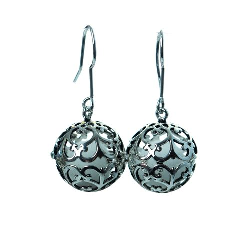 silversmith jewelry essential diffuser jewelry silver locket earrings
