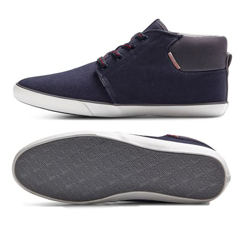 Best Seller Nike Slop Casual Canvas Nyaman Premium Grade Original 1 jones new mens mid top canvas shoes fashion plimsoll trainers navy blazer ebay