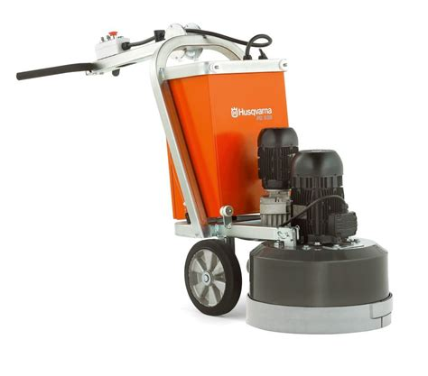 husqvarna pg 530 floor grinder polisher