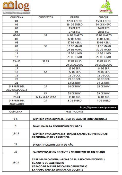 calendario de pagos de la sems sep 2016 spaclinicnet calendario de pagos 2018 homologados el espacio del
