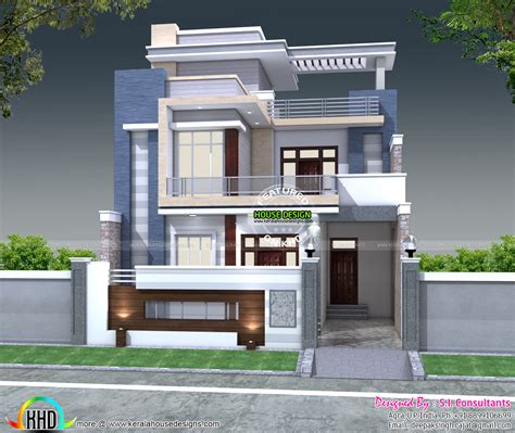 home design for 30x60 plot 5 bedroom 30x60 house plan architecture kerala home