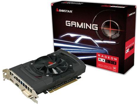 Dijamin Xfx Radeon Rx 550 4gb Ddr5 biostar radeon rx 550 2gb videocardz net