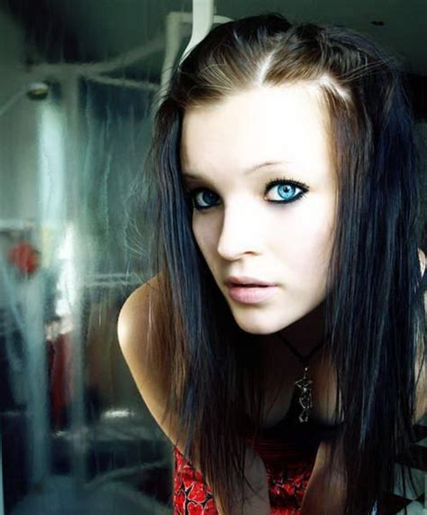 blonde emo hairstyles blonde emo hairstyles cute emo hairstyles for girls