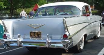 world top cars 1957 chevrolet history