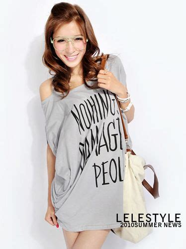 big shirt korean fashion big sizes sleeve t shirt