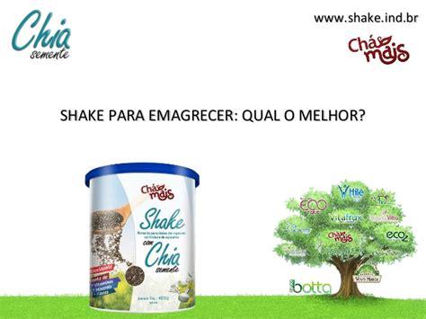 Shake Detox Para Emagrecer shake para emagrecer