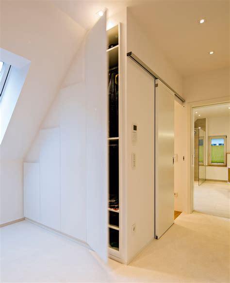 einbauschrank flur einbauschrank in dachschr 228 ge modern flur sonstige