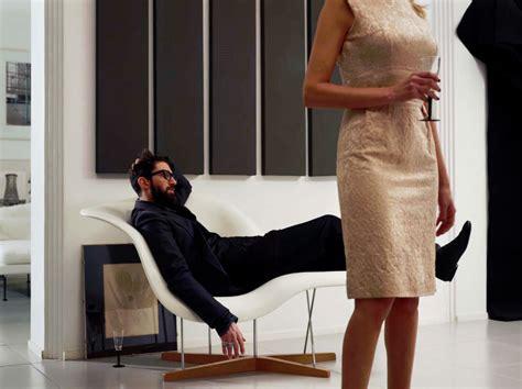 la chaise designer lounge chairs   vitra