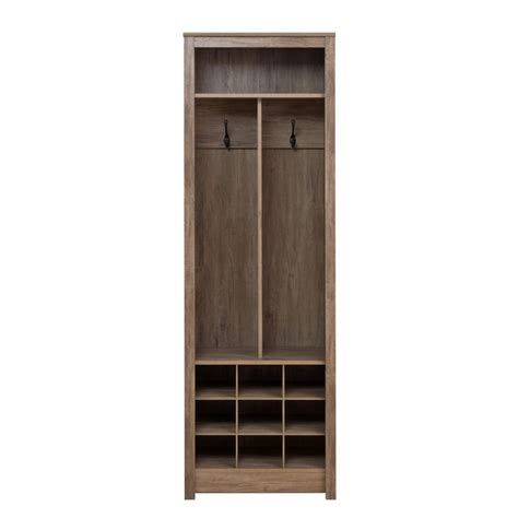 tree with shoe storage trees entryway furniture furniture the home depot