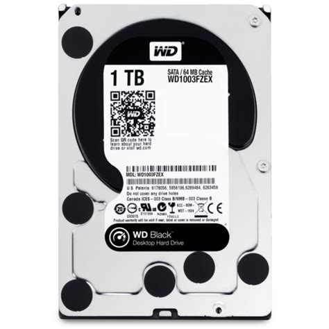 western digital 1tb black 3 5 quot drive