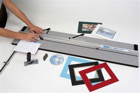 How To Use A Mat Cutter by Logan 450 1 Artist Elite Logan Graphic Products