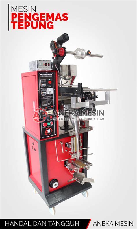 Mesin Packaging Otomatis mesin pengemas tepung otomatis