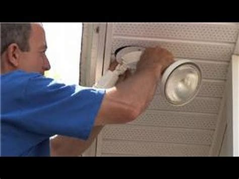 Lighting Fixtures How To Install Exterior Security How To Install Outdoor Security Lighting