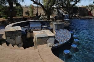 Backyard Pool Bbq Designs Patios Bbq Island Firepit Backyard Options Backyard