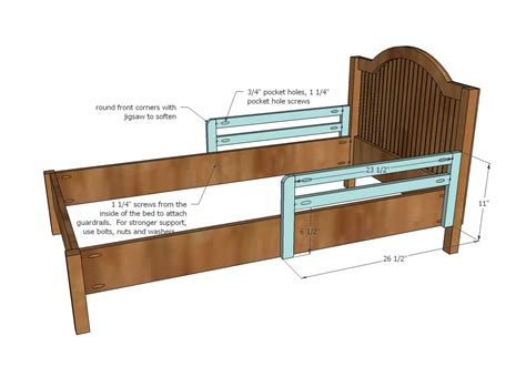 kids bed plans rubert and work here twin bed free woodworking plans uk