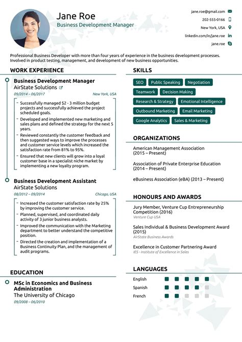 Professional Resume Format by Professional Resume Formats 2018 Gentileforda