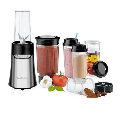 compact system cuisinart compact portable blending chopping system