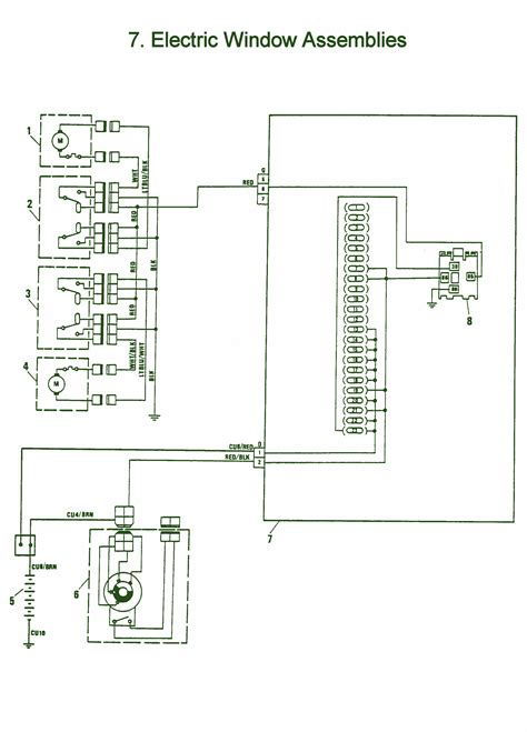 electric fuse wire fiat x1 9 electric window fuse box diagram circuit