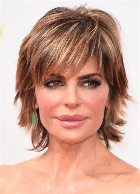 non hollywoodhairstyles for women over 50 lisa rinna short haircut 2015 hairstyles for women over 50