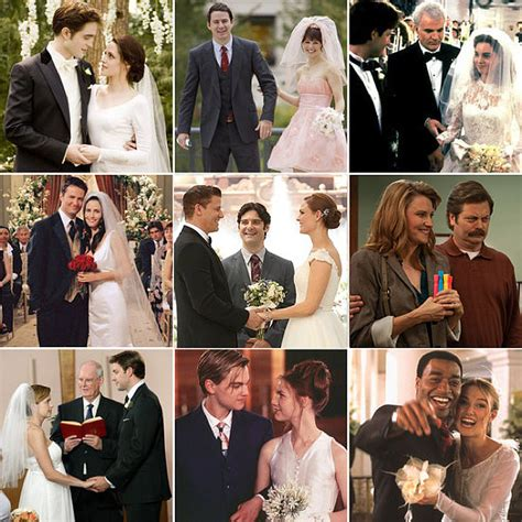 one day film wedding tv and movie wedding pictures popsugar entertainment