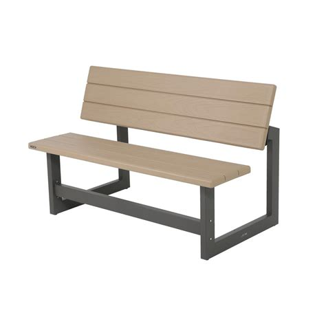 lifetime benches lifetime convertible patio bench price tracking