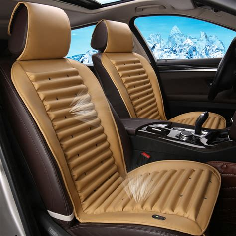 2007 honda crv leather seat covers elextric cooling car seat cover leather mats for honda cr