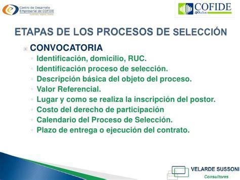 Convocatoria Para Registro Y Participacion En Proceso De | convocatoria para registro y participacion en proceso de