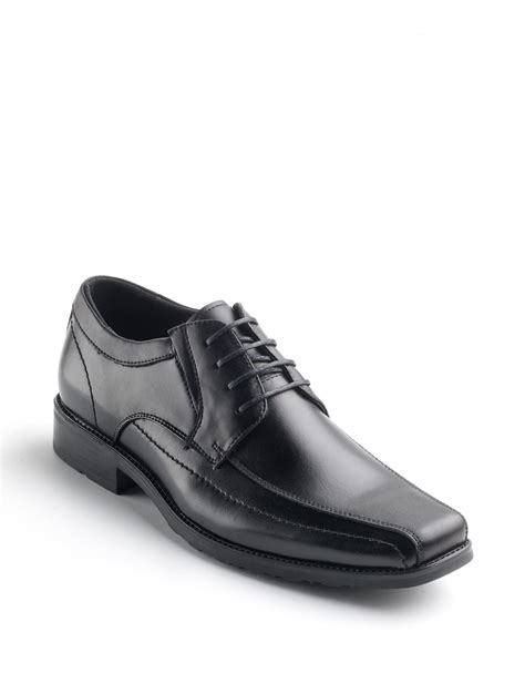 kenneth cole oxford shoes kenneth cole reaction ultra slick leather oxford shoes in