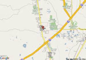 map of davenport florida map of florida homes by vacationclick davenport