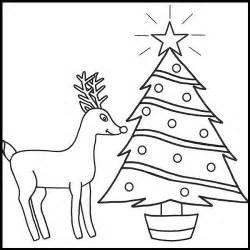 arboles de navidad dibujo imagenes de arboles de navidad para dibujar y colorear