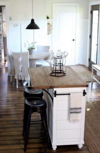 kitchen island drop leaf 20 recommended small kitchen island ideas on a budget