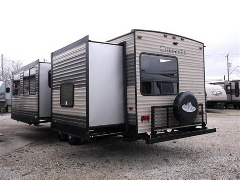 bunkhouse travel trailers with outdoor kitchens 294bh bunkhouse travel trailer with outside kitchen