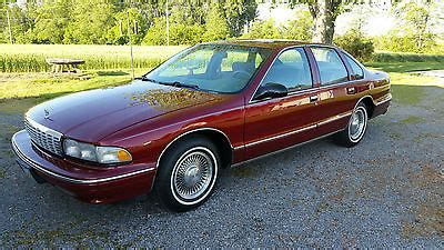 how cars engines work 1996 chevrolet caprice classic head up display chevrolet caprice cars for sale in ohio