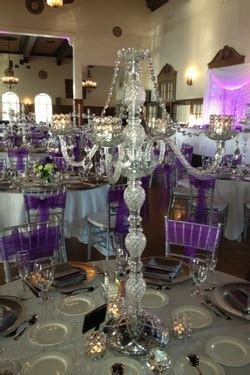 candelabra centerpieces for rent wedding centerpiece rentals michigan candelabras