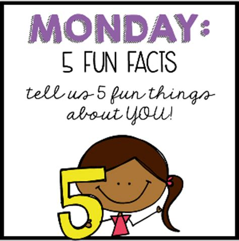 5 Interesting Things To Read This Monday by Week 2015 Monday Five Facts Tales From A